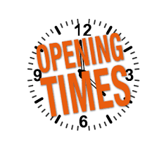 Open Times: Mon-Fri 7am to 4.30pm